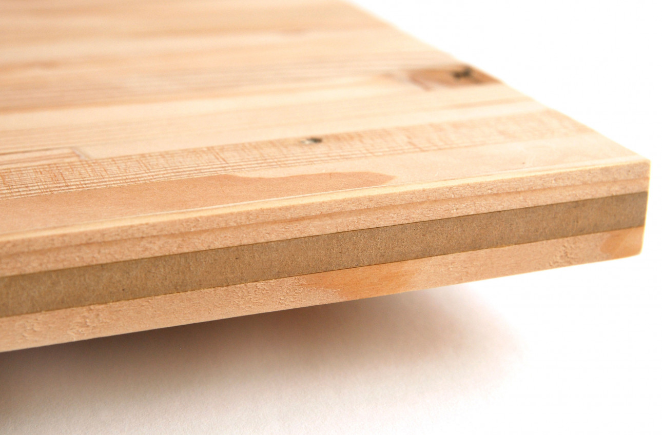 Glued Laminated Timber : Optimized strength grading classes microtec